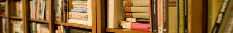 Saint Anselm College Great Books header image 2